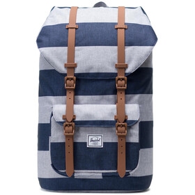 Herschel Little America Backpack grey/blue